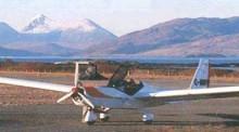 Chevvron 2-32c Microlight Motorglider