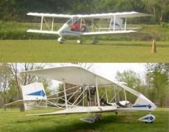 Hart Aero - Lite Flyer Biplane