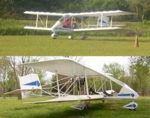 Lite Flyer Biplane