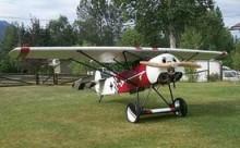 Fokker D-VIII Ultralight / Experimental