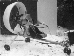 Engine Powered Parachute Wing PARAFAN