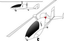 S2 Oligyro Gyrocopter