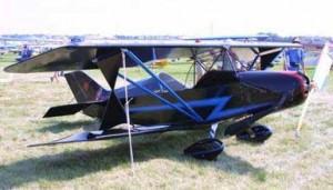 Zipster Biplane