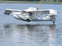 Catalina Amphibious Aircraft