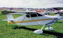 Wittman Tailwind Experimental Aircraft