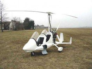 M22 Gyrocopter