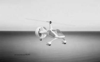 The Barracuda Gyrocopter
