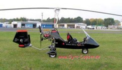 MT03 Turbo Gyrocopter