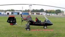 MT03 Turbo Gyrocopter