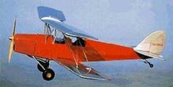 Fisher R-80 Tiger Moth