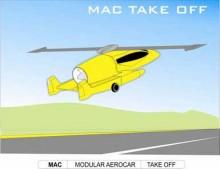 Modular Aerocar