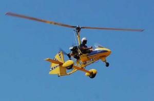 G1sa GENESIS Gyrocopter