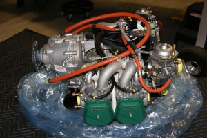 Rotax 912 Uls 100 Hp 164.2 h