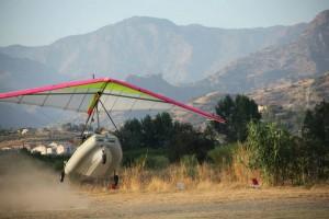 Polaris Motor AM flying Boat