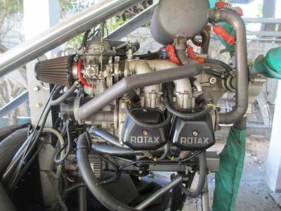 KRUKER CYGNET 912 - LIKE NEW - 80 HP FOR SALE