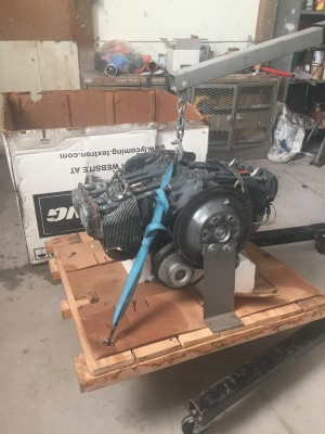 Lycoming 0-360 A1D