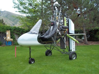 Single Seat Dominator Gyroplane