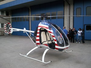 Ultrasport 496T Helicopter
