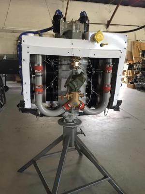 Continental IO-360-KB engine