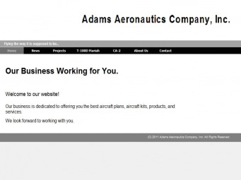 Adams Aeronautics Company, Inc.