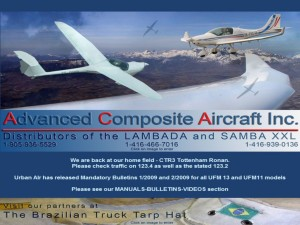 Advanced Composite Aircraft Inc.