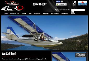 Aero Adventure Inc