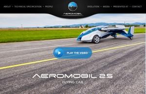 Aeromobil 3.0 manufacturer