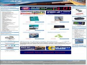 AFE online Pilot Shop