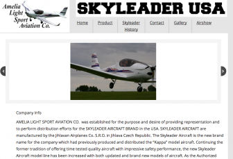 Amelia Light Sport Aviation Co.