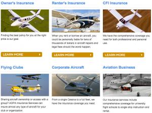 AOPA insurance