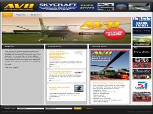 AV8 Magazine