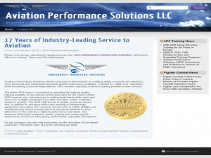 Aviaton Performance Solutions LLC
