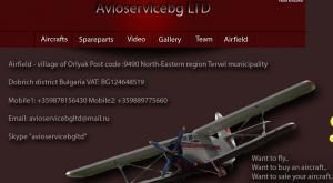 Avioservicebg LTD