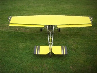 BackYard Flyer Ultralight BYF
