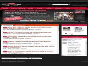 Briggs & Stratton Racing Engines