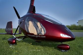 Cavalon Gyrocopter