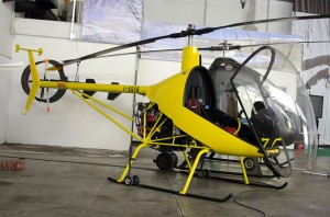 CH 7 Kompress Helicopter
