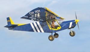 Zenith Aircraft CH 701