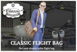 Classic Flight Bag