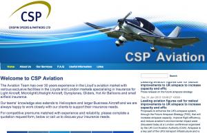 CSP Aviation