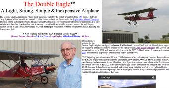 The Double Eagle Website