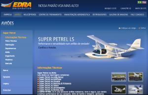 Edra Aeronautica Brazil