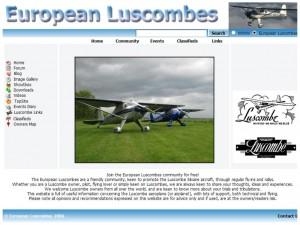 The European Luscombes