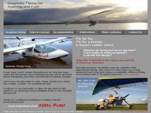 Float Plane Training, Sweden