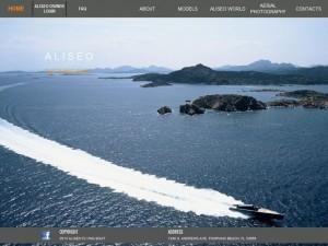 Aliseo Flying Boat