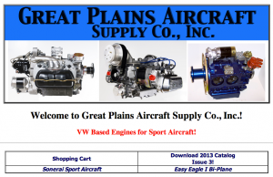 Great Plains Aircraft Supply Co.