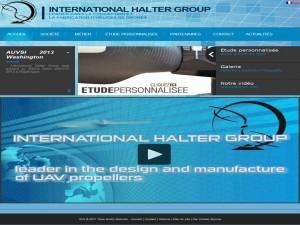 INTERNATIONAL HALTER GROUP