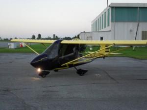 Quad City Challenger 2 Ultralight AULA Lightsport