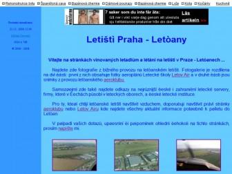 Airport Prague Letnany