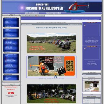 Mosquito Aviation